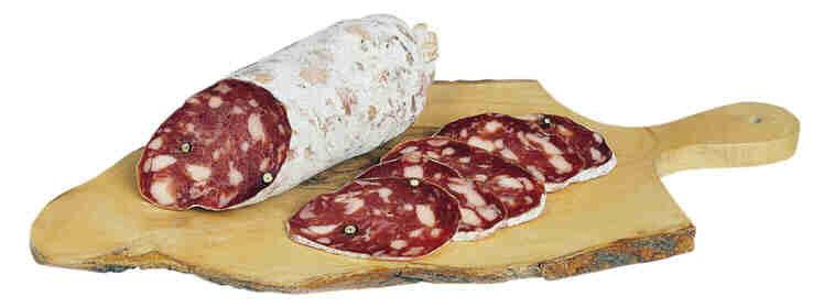 Salaisons oberti label rouge - Planche a decouper saucisson ...